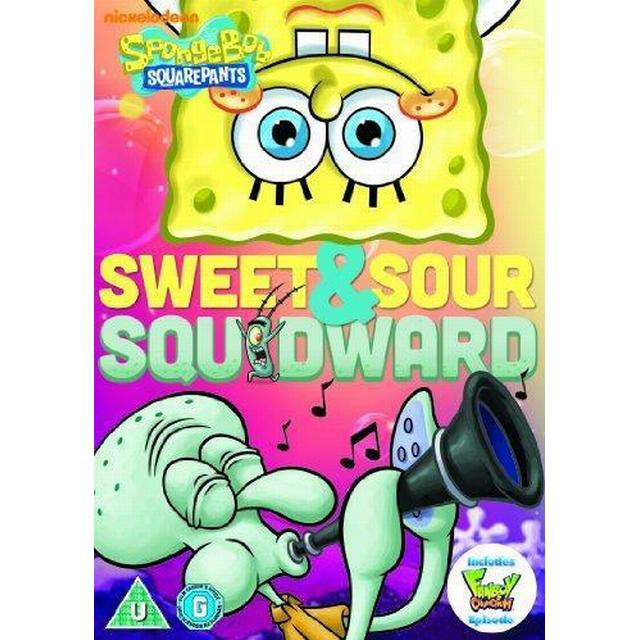 Spongebob Squarepants - Sweet and Sour Squidward [DVD]